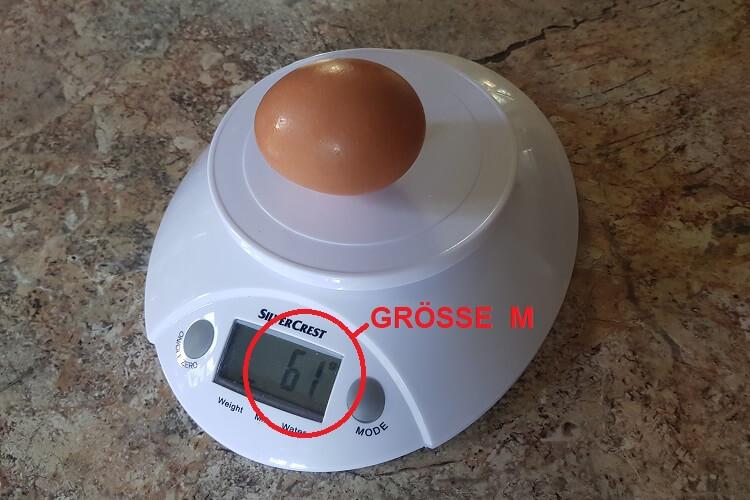 Eier hart kochen wie lange