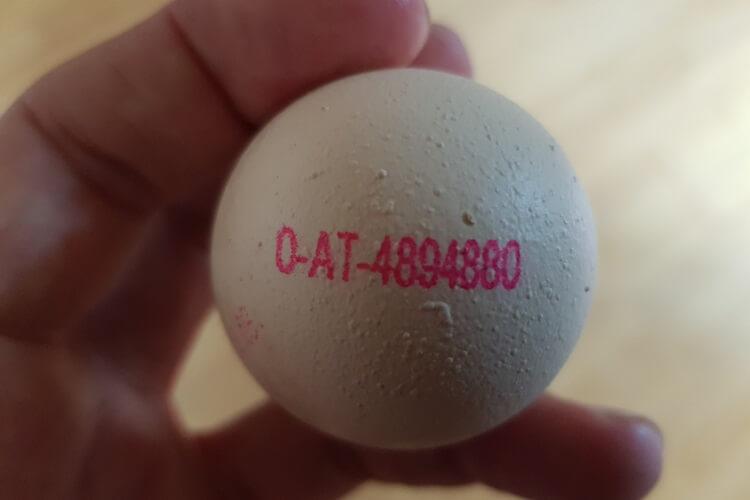 Eier Nummer